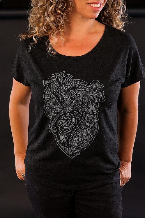 Nailivic Studios El Corazon T-Shirt