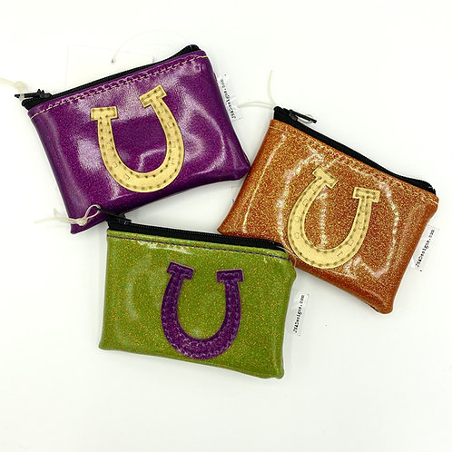 Nakatsu Sparkle Zippered Pouch