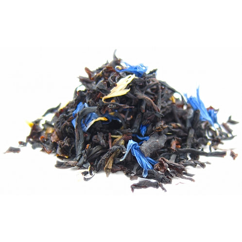 Loose leaf tea, organic black tea, lavender tea