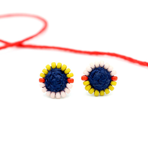 Ashdel Color Story Stud Earrings