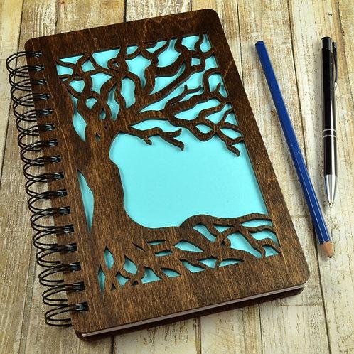 City Wolf Studio Tree Journal Sketchbook