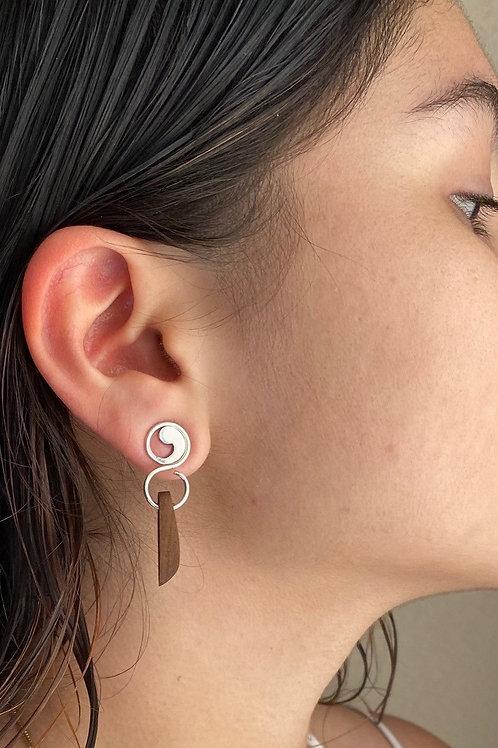 Kepiaa Yavaliwen earrings