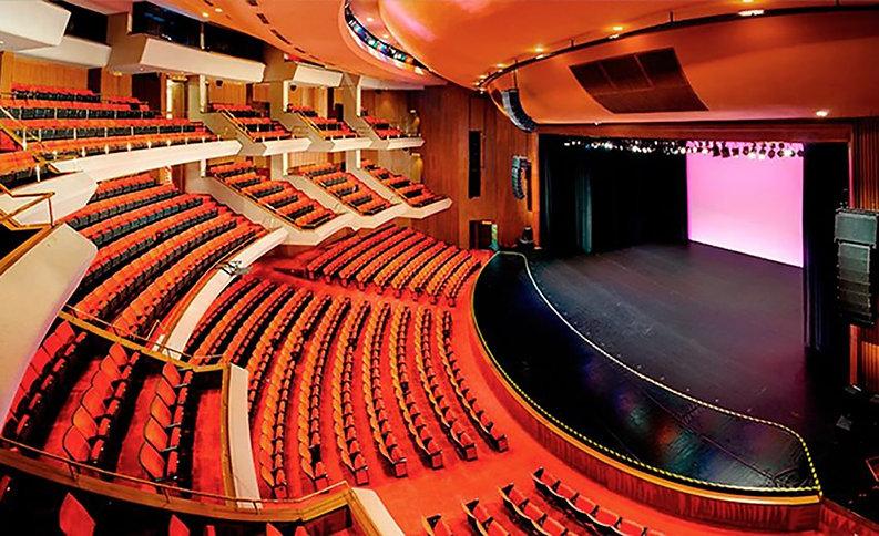 Teatro Roberto Arias Pérez. Colsubsidio. Implementación tecnológica realizada por Ventto.