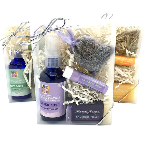 Fleegal Farms Herbal Spray Gift Set