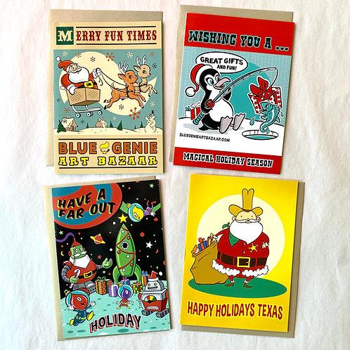 BGAB Holiday Cards