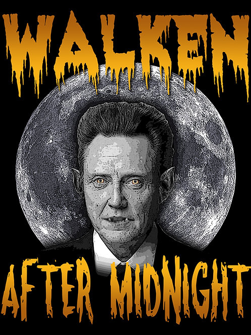 Kelly D Tees Walken After Midnight