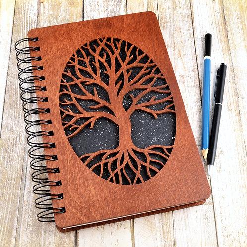 The Coggler's Shoppe Tree Journal/Sketchbook