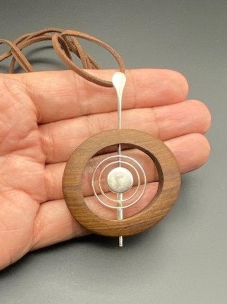 Kepiaa Life Cycles Wood Necklace