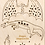 detail, DIY Dragon ornament kit, Bright Beam Goods, dragon ornament