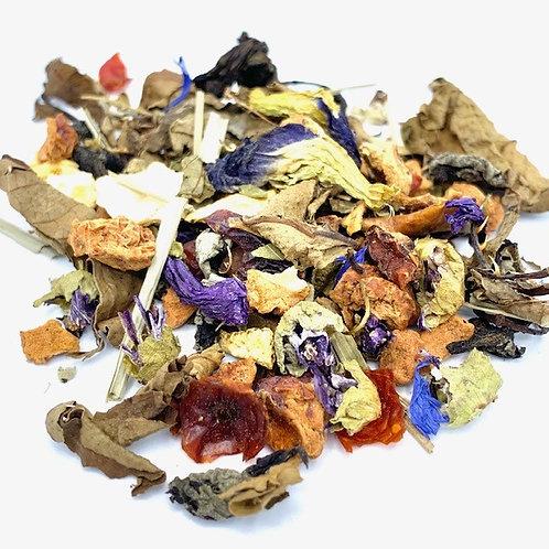White Cloud World Teas Butterfly Flower Herbal Tea