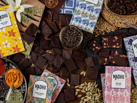 Meet the Artist: Madhu Chocolate