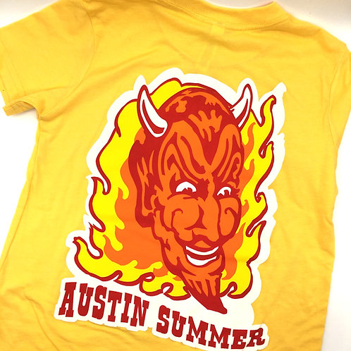 Austin Summer Youth T-Shirt