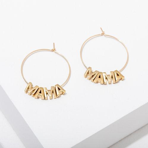 Larissa Loden Mama Earrings
