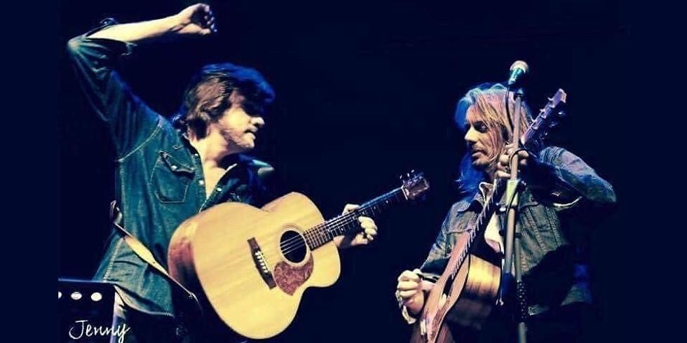 Tex Perkins & Matt Walker at The Birregurra Hall - 2 shows