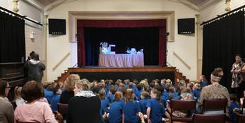 A Little Bit of Blue Theatre Show