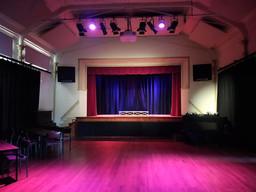 Hall Stage