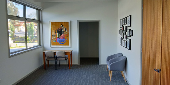 Birregurra Hall - foyer