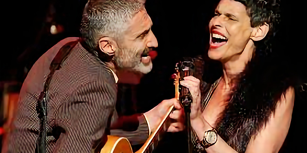 Deborah Conway & Willy Zygier present Songs From The Book Of Life