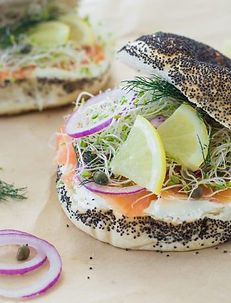 Smoked-Salmon-Cream-Cheese-Alfalfa-Bagel