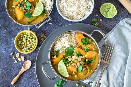 Summer-Coconut-Pumpkin-Mung-Bean-Curry-1