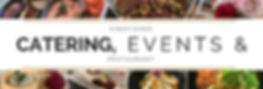 Kingfisher Catering & Events Logo - Emai