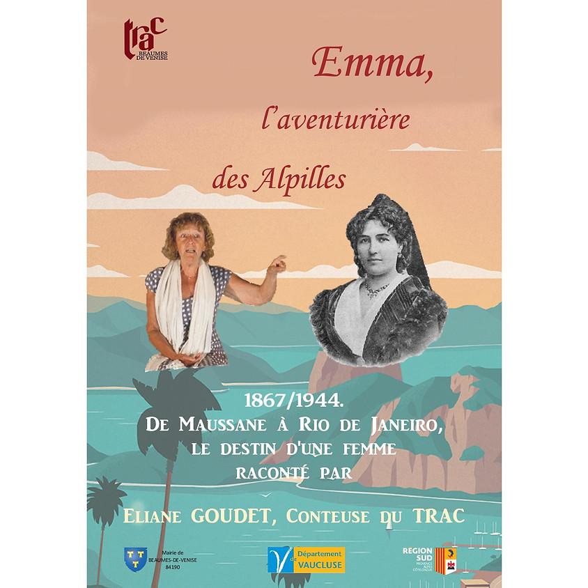 Emma, l'Aventurière des Alpilles