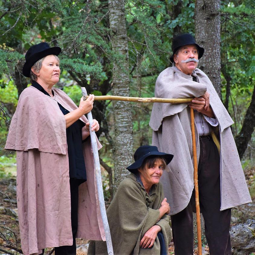 Balade en Scène « Giono et les bergers »
