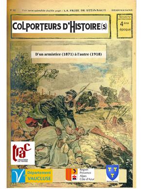 Colporteurs d'Histoire(s) 4ème époque