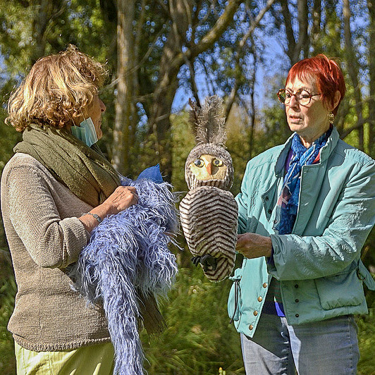 Spectacle pour enfants : Contes et Marionnettes