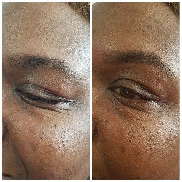 #browwaxing #keegoharborbrows #lasheskeegoharbor #lashextensions #waterfordmibrows #pontiacbrows #or