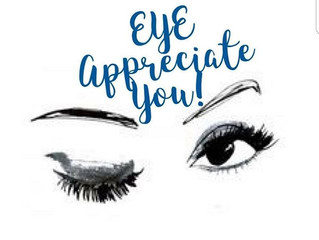 More Than Brows Wants To Say Thank You!!!