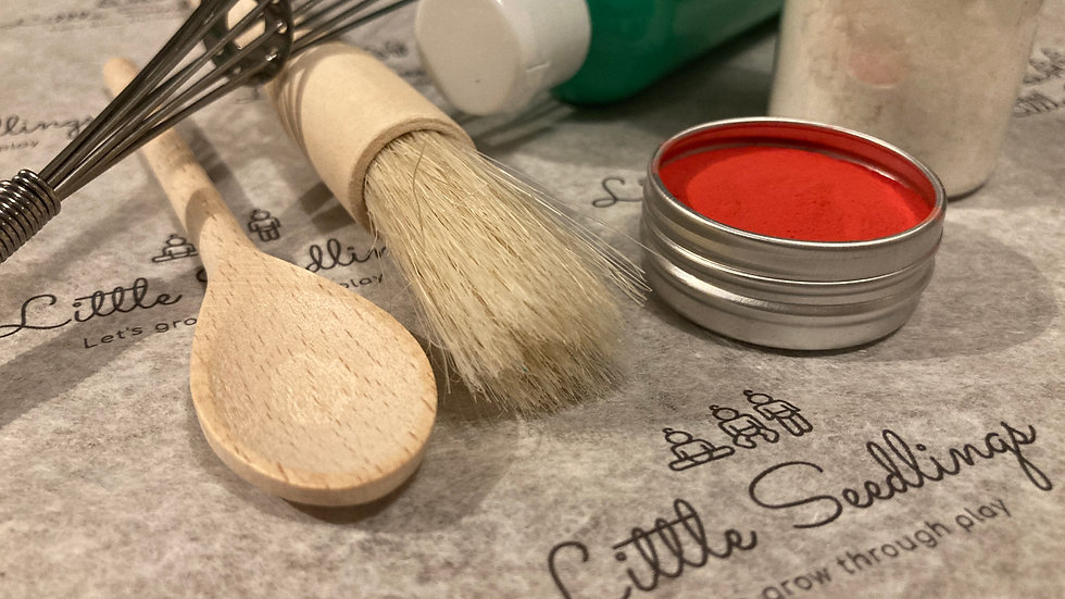 Messy Play Home Learning Kit