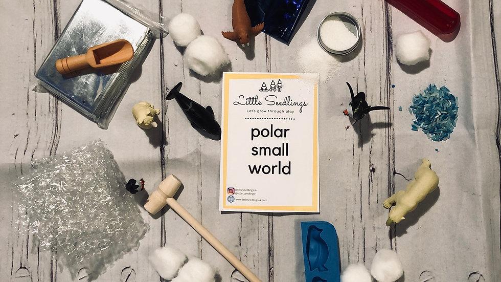 Small World Learning Kit - Polar