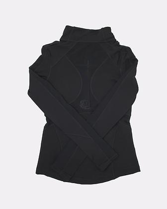 Rosabella Lightweight Mesh Zippered Jacket