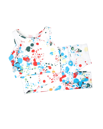Louisa Color Splash Set