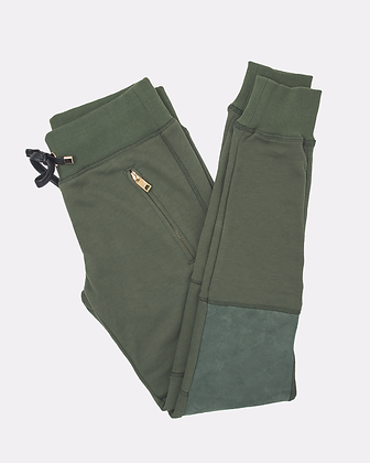 Emersyn Quilted Joggers