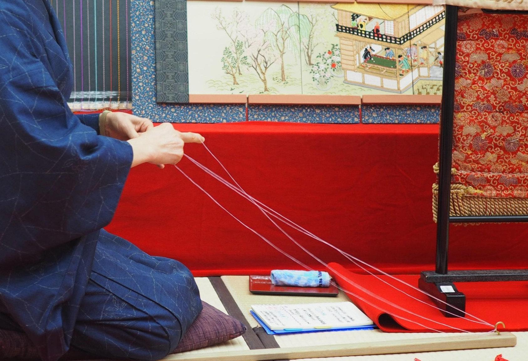 Nagasaki Embroidery Twisting Yarn