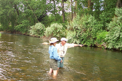 Fly Fishing Education