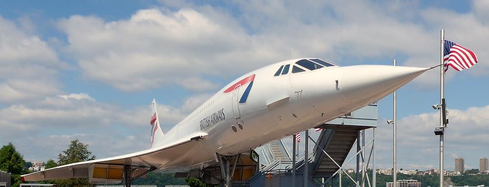 Birtish Airways Concorde