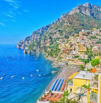 Amalfi Coast - things to do