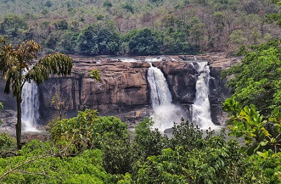 Athrippilly Waterfalls Kerala