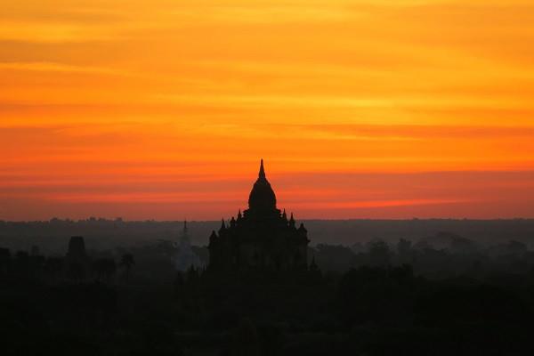 Best sunrise in the world
