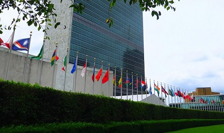 Take a tour at the United Nations Headquarters in New York