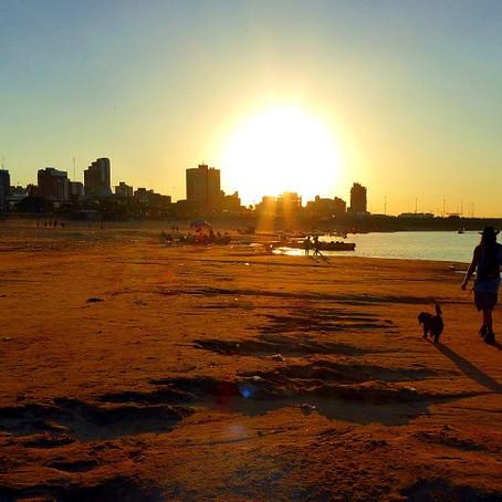 """Travel Asuncion Paraguay Visit the beautiful """"Costanera de Asunción"""""""