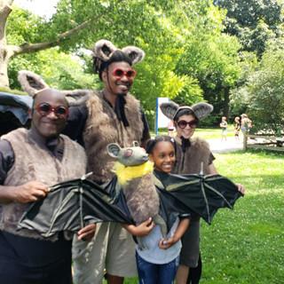 Bats show first weekend