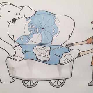 Polar Bear storyboard pic