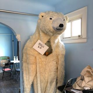 $10 polar bear hugs