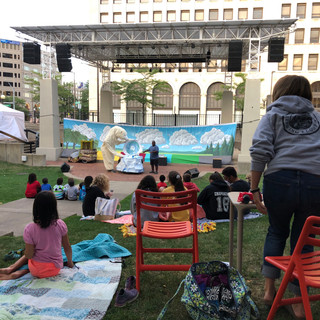 Zoo Stories at New Center Summer Stage