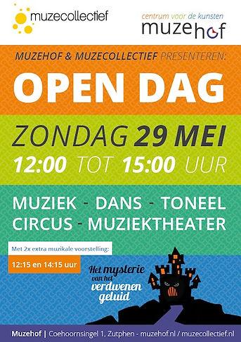 Open dag Muzecollectief / Muzehof 29 mei 2016