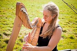 Fotoshoot met harp_89 - Maaike Bosscher.